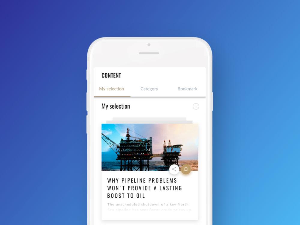 Application mobile Clezer articles