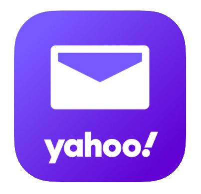 Logo yahoo couleur
